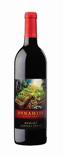 Dynamite Vineyards Red Wine Blend 750ml - Case of 12